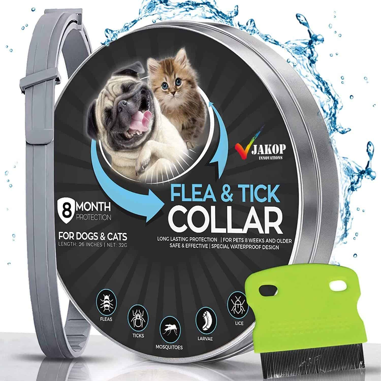 Best Cat Flea Collars for 2020: 7 Top Products to Get Rid of Pests 8