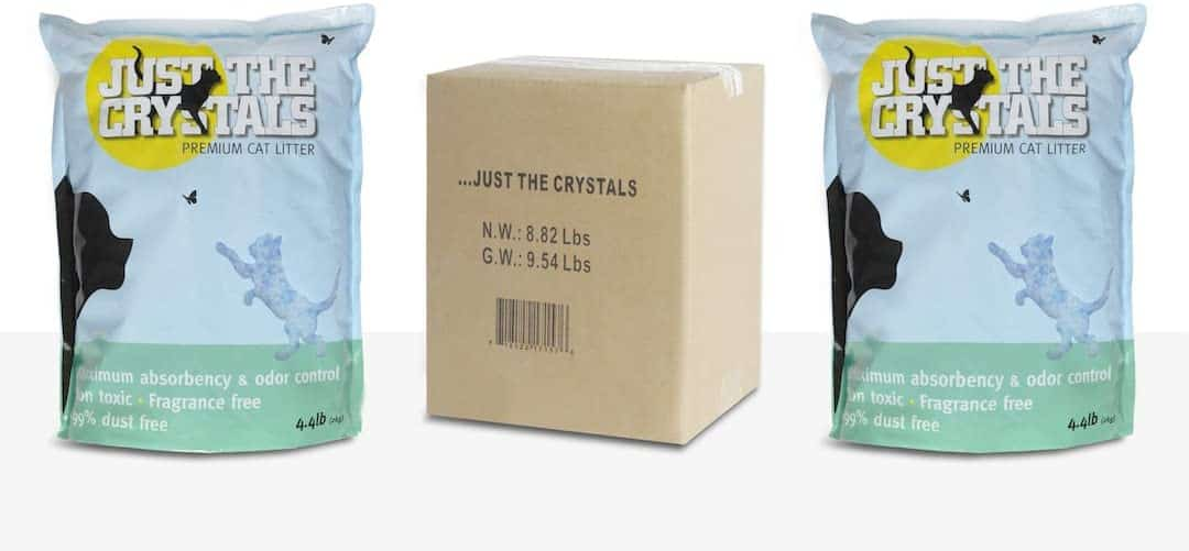 Best Crystal Cat Litter for 2021: Reviews and Buyer's Guide 5