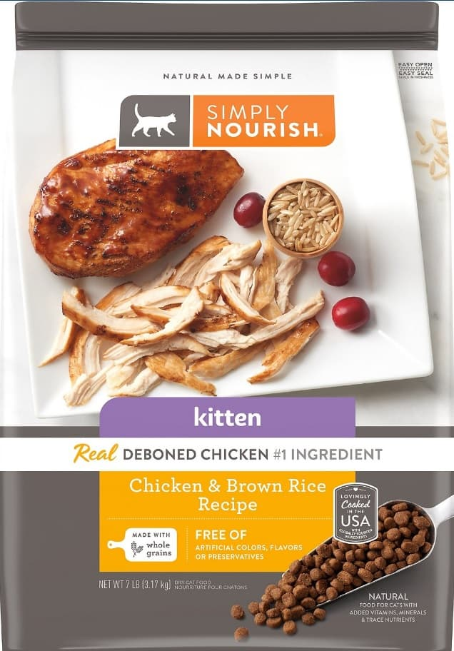 2020 Simply Nourish Cat Food Review: Why Pawrents Need to Pick This Brand 6