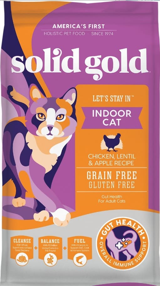 Solid Gold Cat Food Review 2021: A Holistic Approach to Feline Health 4