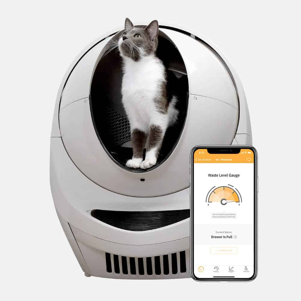Top 7 Best Automatic Litter Box For Self Cleaning [2021 Update] 2