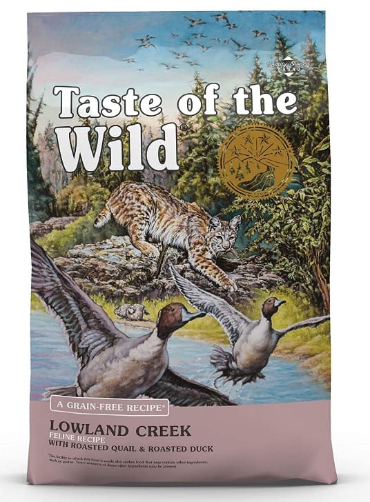 Taste of the Wild Cat Food Reviews 2021: What You Need To Know 7