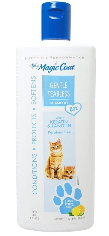 Buyer's Guide & Reviews for 6 Best Cat Shampoos 2020 6