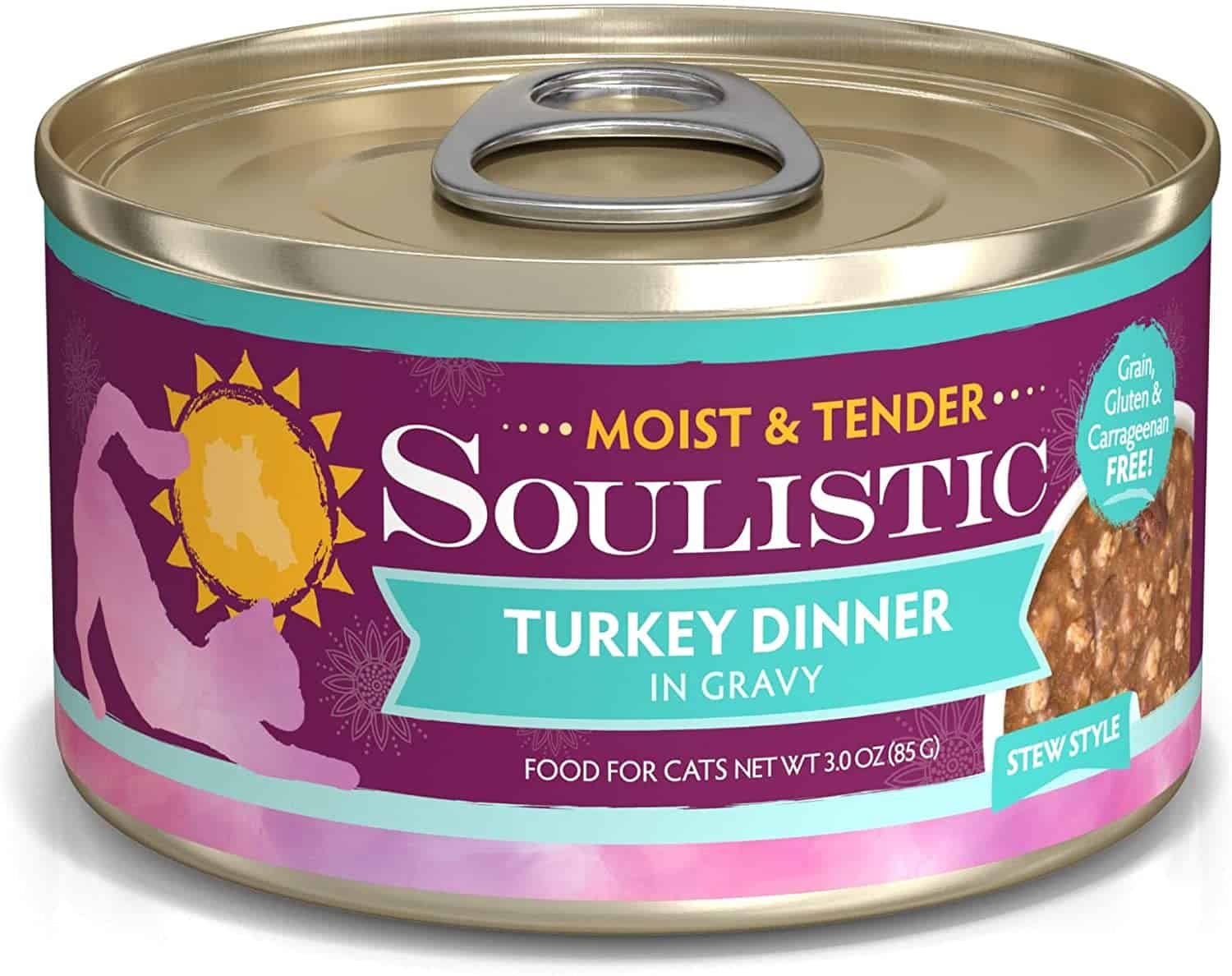 Soulistic Cat Food Review 2021: The Top Choice For Picky Kitties! 5