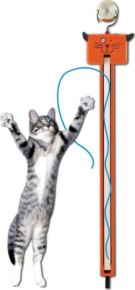 Top 13 Best Cat Toys Reviews - Cool And Engaging Toys For Indoor Cats (And Kittens!) 10