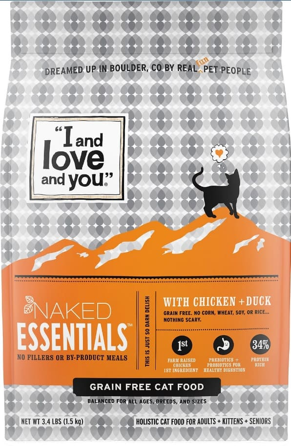 I and Love and You Cat Food Review 2021: Made with Love for Cats 10