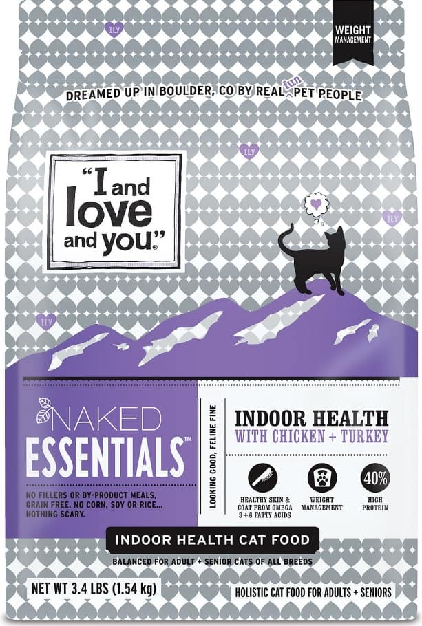I and Love and You Cat Food Review 2020: Made with Love for Cats 3
