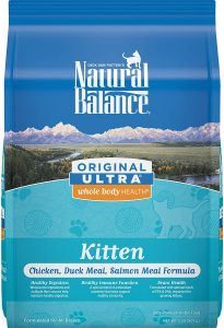 natural balance kitten food