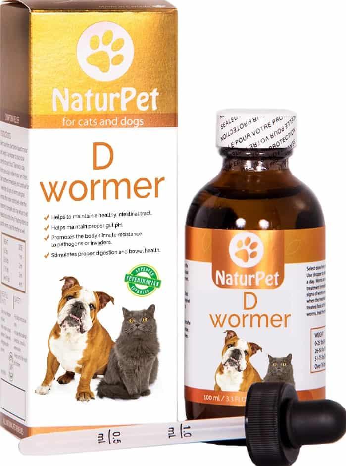 Top 5 Best Cat Dewormer [2021 Buyer's Guide] 6