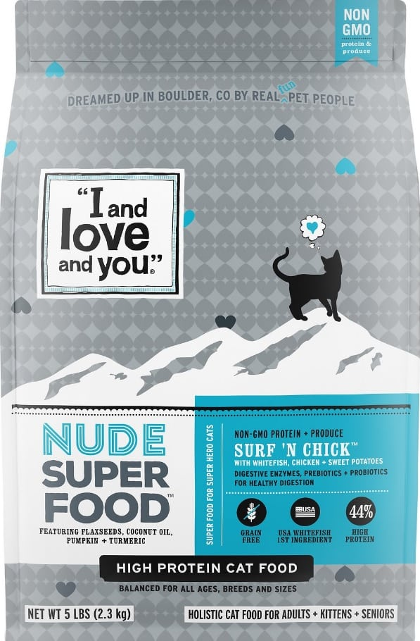 I and Love and You Cat Food Review 2021: Made with Love for Cats 5