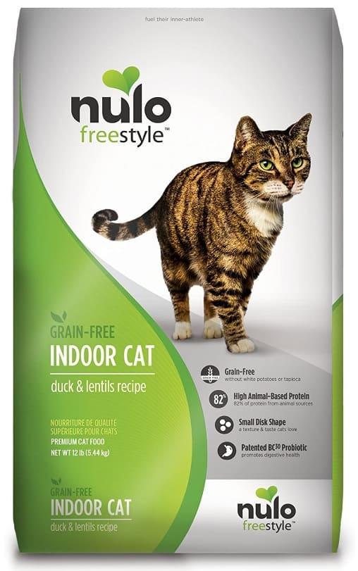 5 Best Foods For Indoor Cats - 2020 Buyer's Guide & Reviews 2