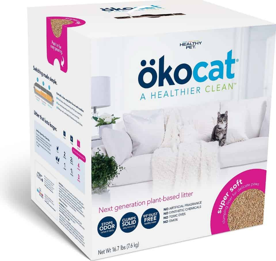 10 Best Clumping Cat Litters: Buyer's Guide & Reviews 8