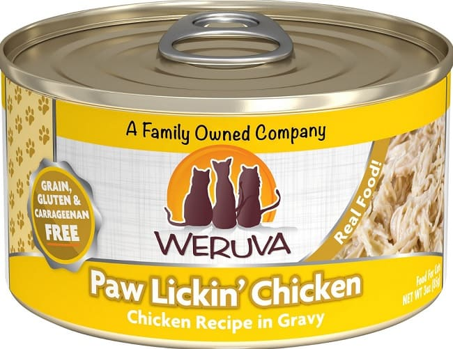Weruva Cat Food Review 2021: Tons of Choices for Cats! 3