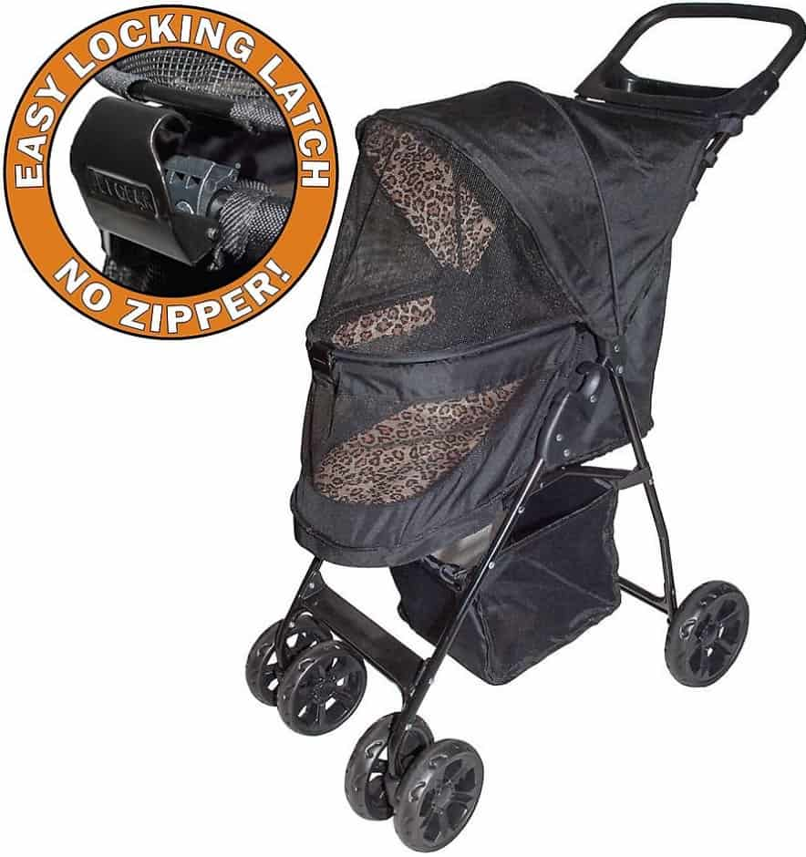 The Best Cat Stroller To Walk Your Cat in Comfort and Style 4