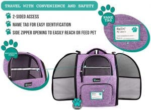 Best Cat Backpacks 2020: Examples, Buying Guide and How To Use 25
