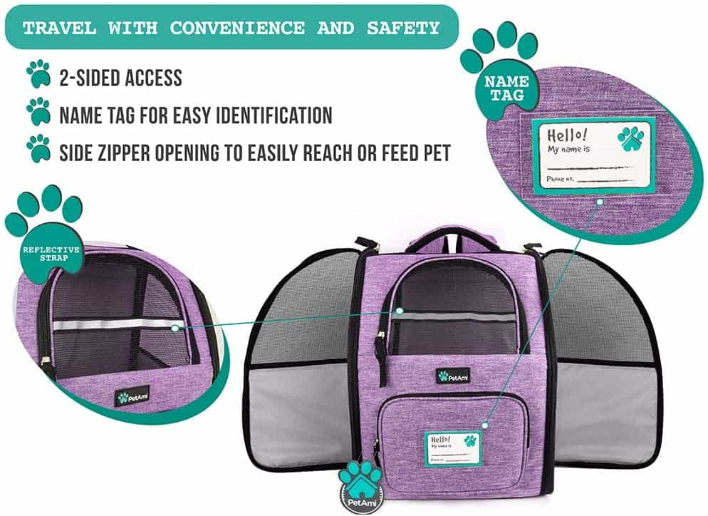 Best Cat Backpacks [year]: Complete Buying Guide 25