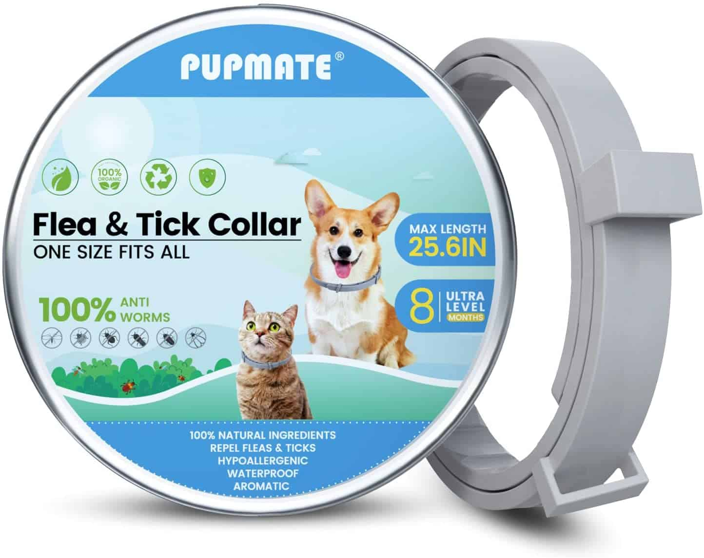 Best Cat Flea Collars for 2020: 7 Top Products to Get Rid of Pests 5