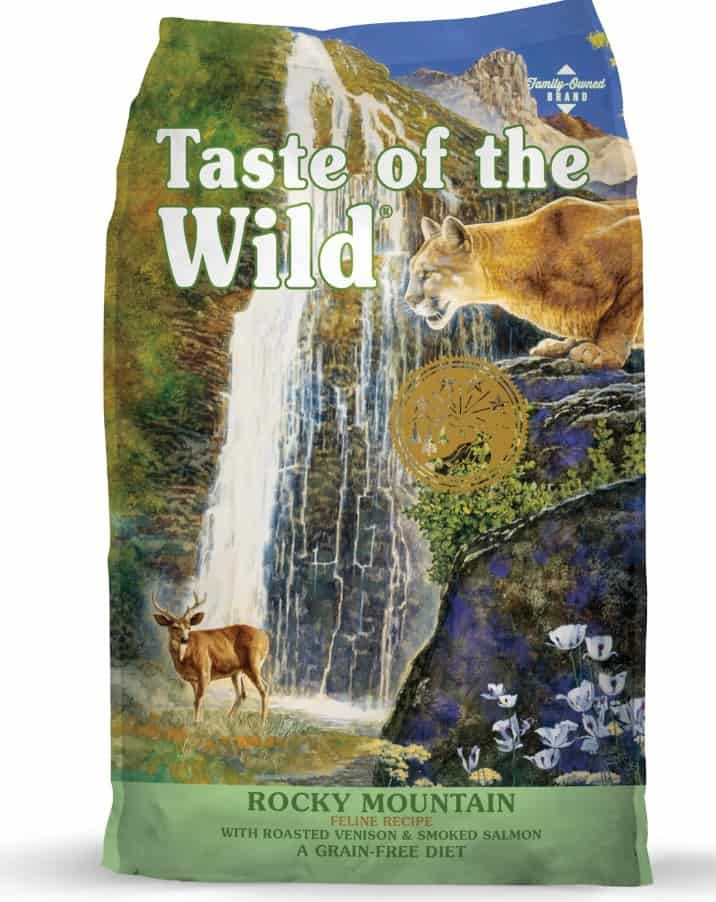 Taste of the Wild Cat Food Reviews 2021: What You Need To Know 9