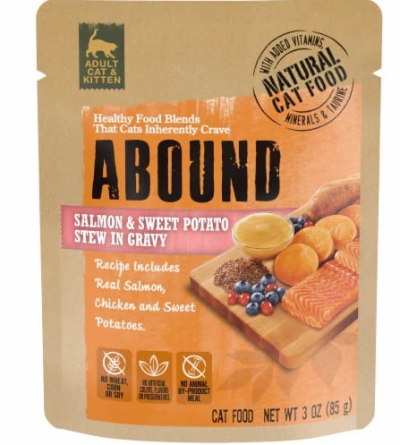 Abound Cat Food Review 2021: Naturally Complete Feline Nutrition 5