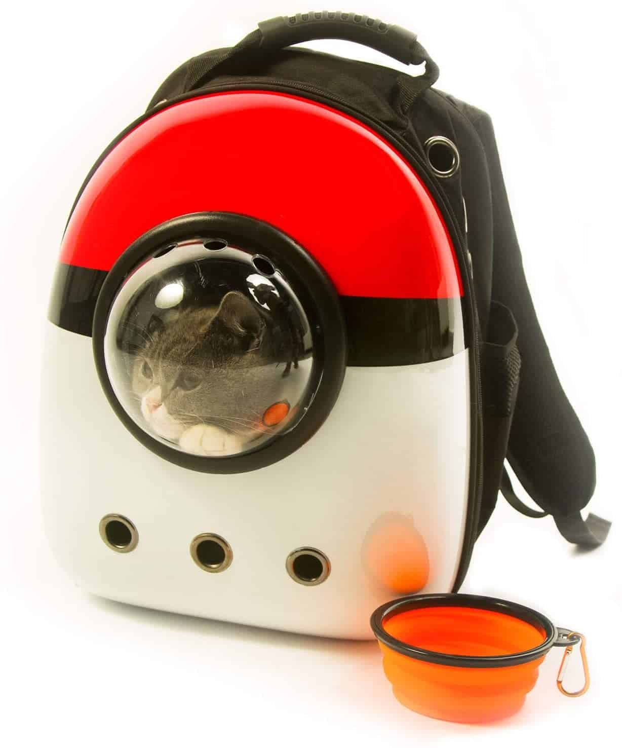 Best Cat Backpacks 2020: Examples, Buying Guide and How To Use 4