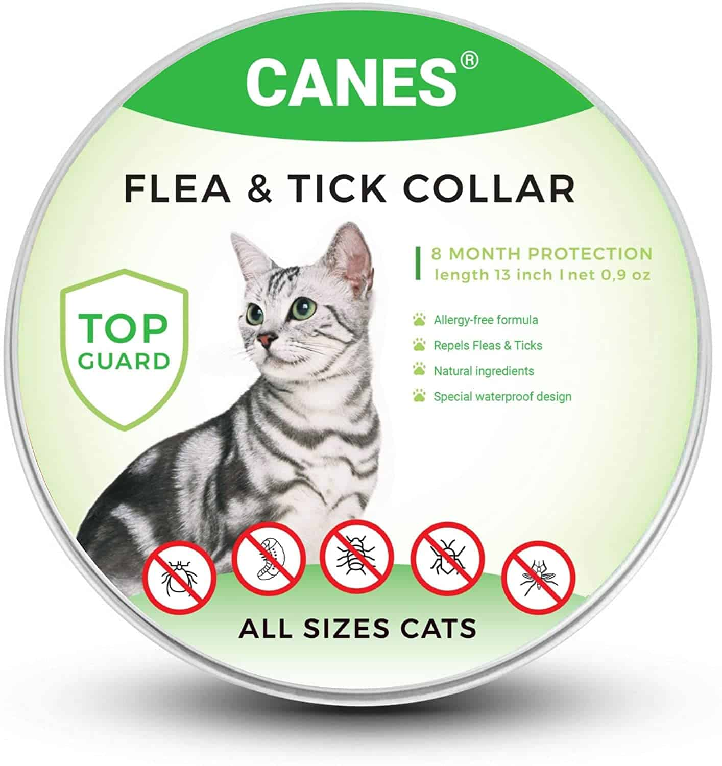 Best Cat Flea Collars for 2020: 7 Top Products to Get Rid of Pests 6