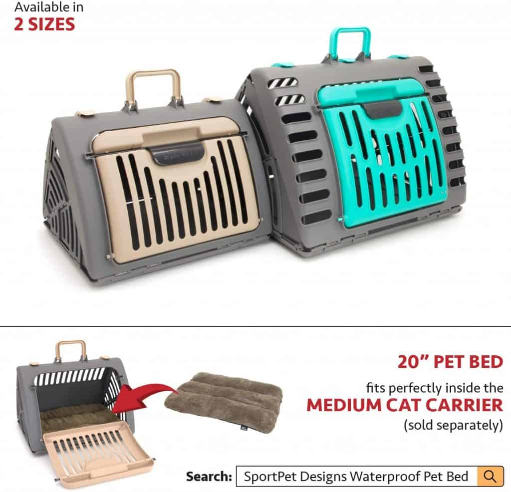 The Best Cat Carriers for 2021: Which Are They? 20