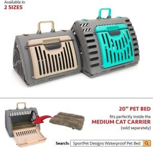 The Best Cat Carriers for 2020: Which Are They? 20