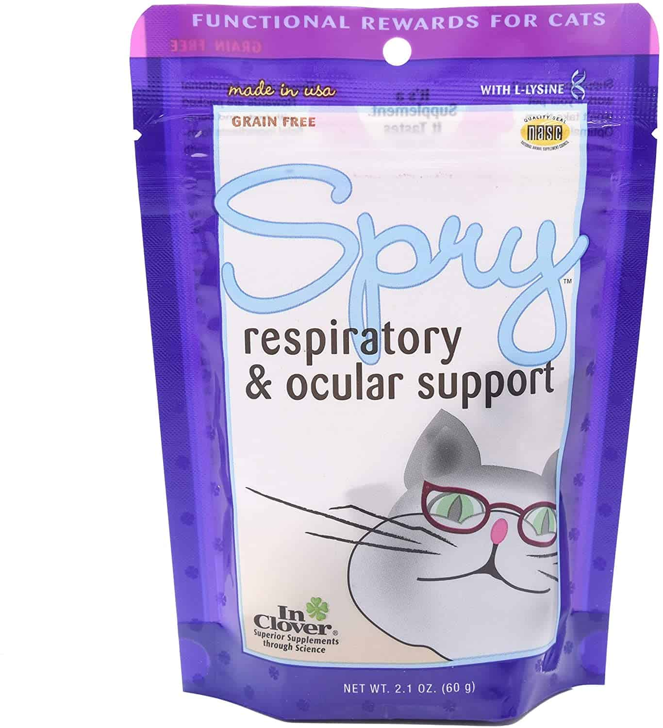 Lysine for Cats - Where to Buy Lysine Powder and Treats? 5