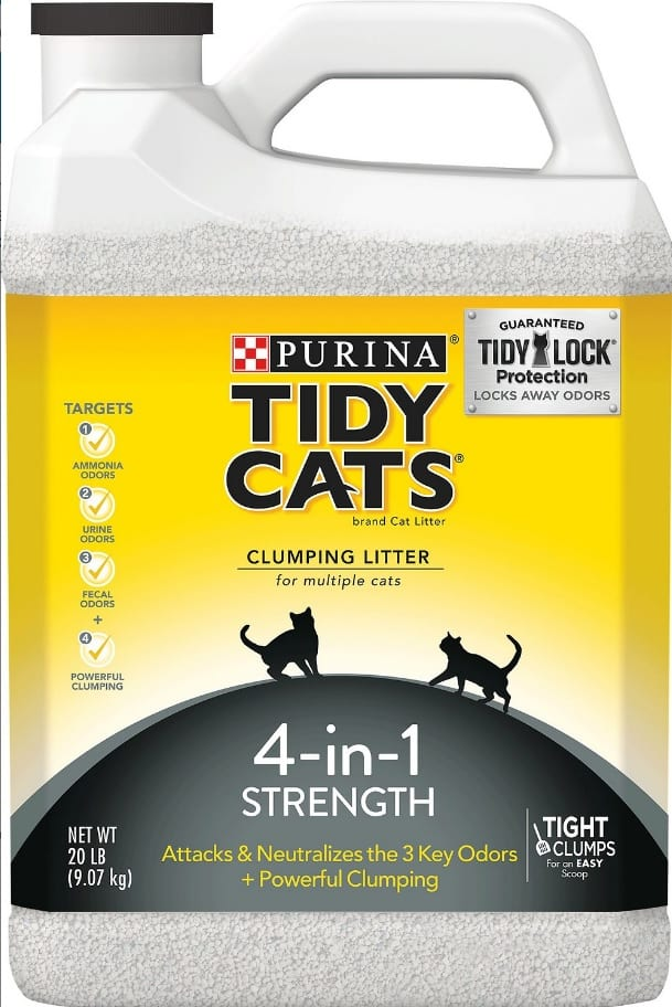 10 Best Clumping Cat Litters: Buyer's Guide & Reviews 11