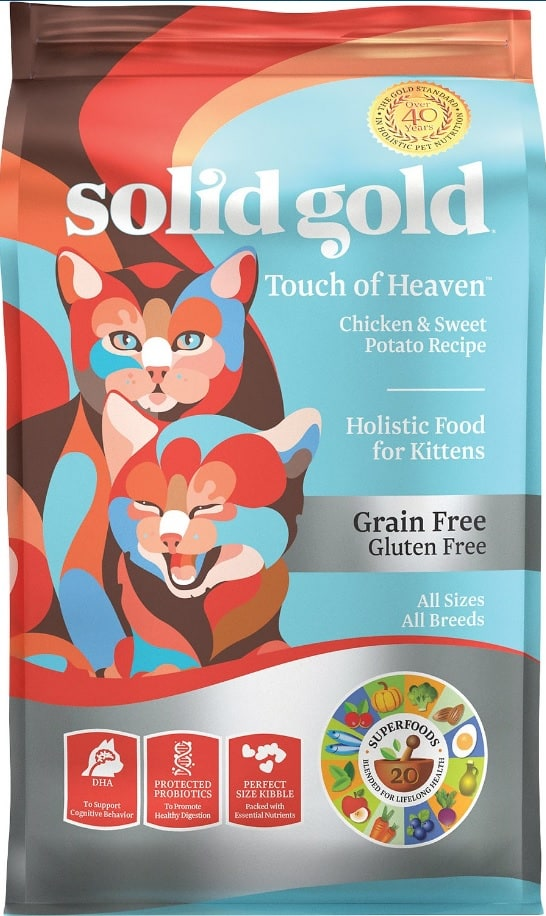 Solid Gold Cat Food Review 2021: A Holistic Approach to Feline Health 5