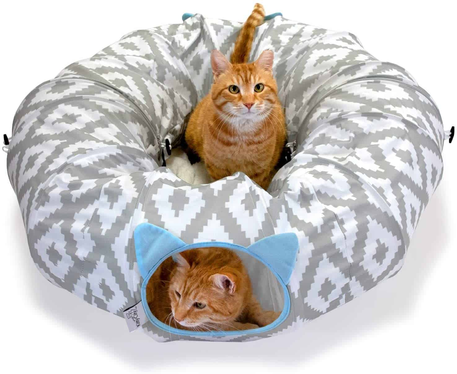 Top 13 Best Cat Toys Reviews - Cool And Engaging Toys For Indoor Cats (And Kittens!) 25
