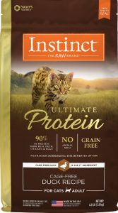 2020 Nature's Variety Instinct Cat Food Review: Naturally High Protein Diet for your Feline! 10