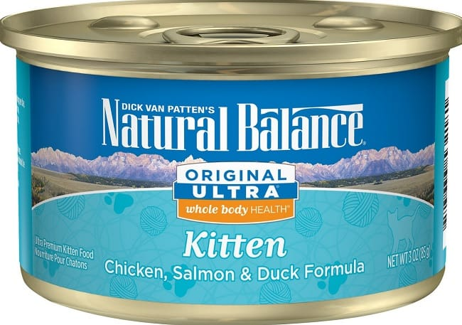Natural Balance Cat Food Review 2021: All You Need to Know 5
