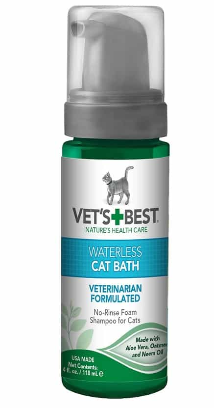 Best Cat Shampoo: 6 Recommended Brands Revealed! 4