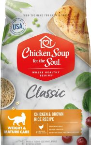 2020 Chicken Soup for the Soul Cat Food Review: Naturally Good Food 11