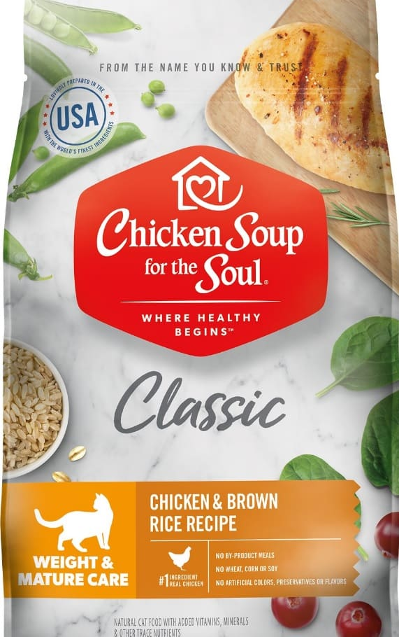 2020 Chicken Soup for the Soul Cat Food Review: Naturally Good Food 5