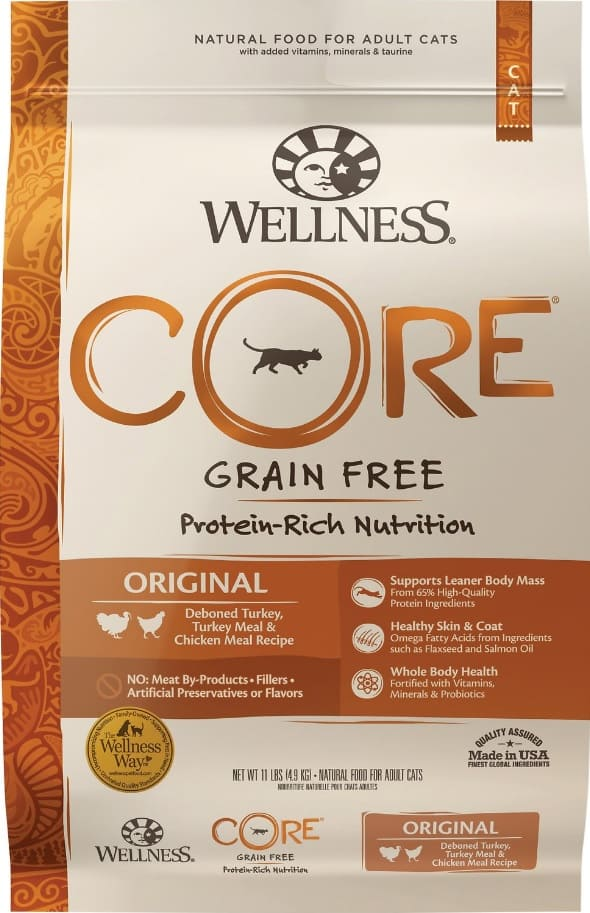 5 High Fiber Cat Foods That Are Good For Constipation [2020 Reviews] 6