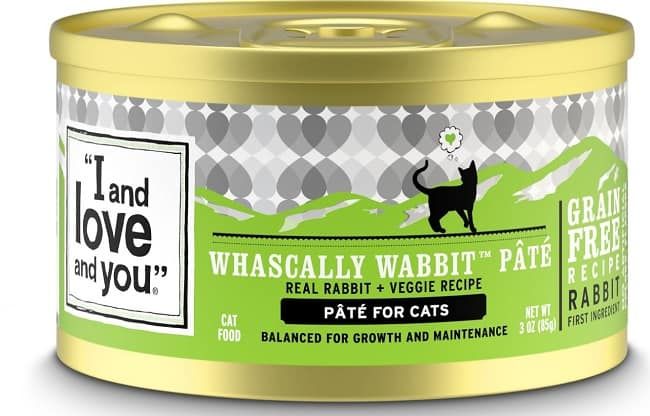 I and Love and You Cat Food Review 2021: Made with Love for Cats 6
