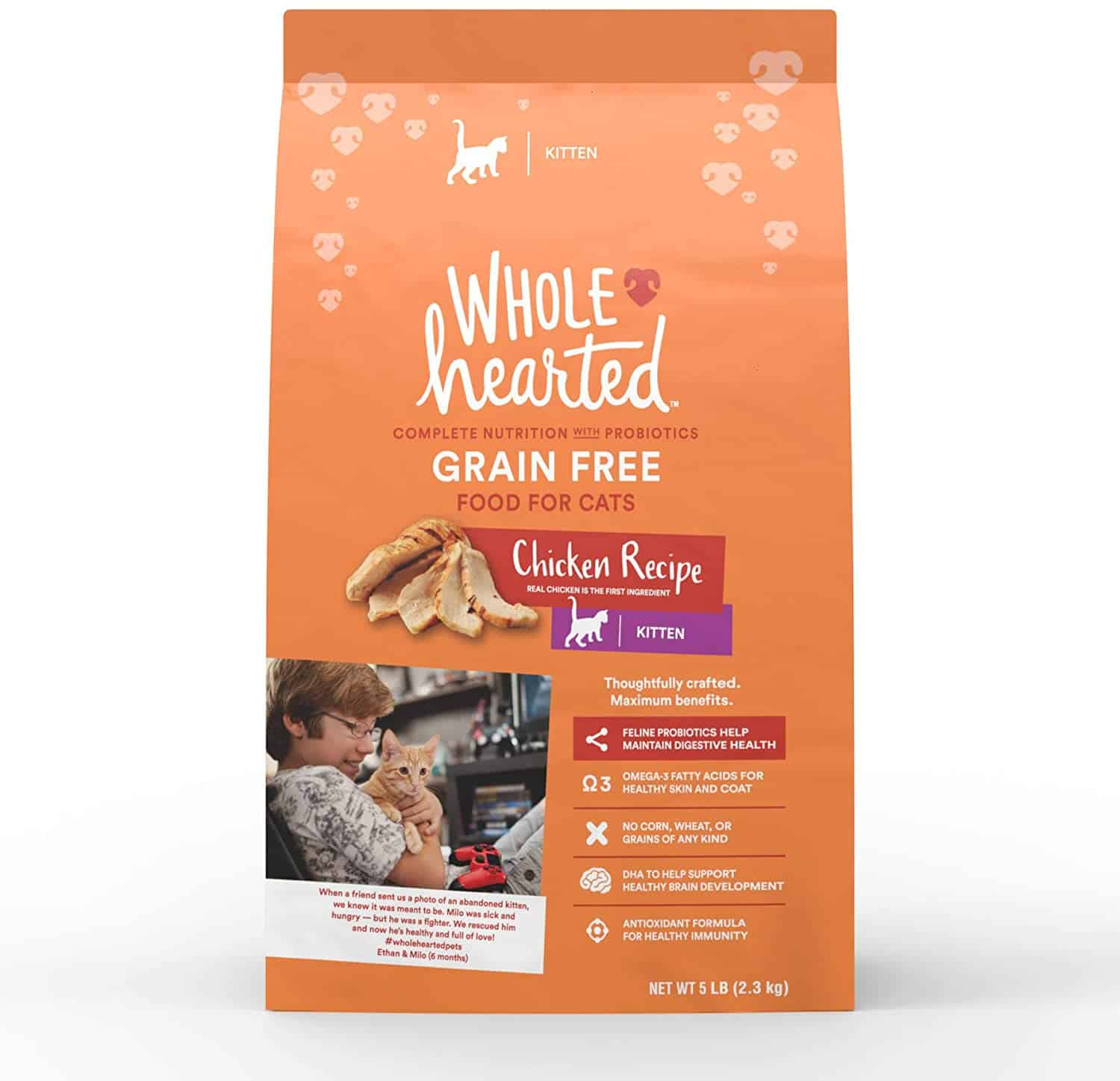 WholeHearted Cat Food Review 2021: Good Quality, Affordable Cat Food 2