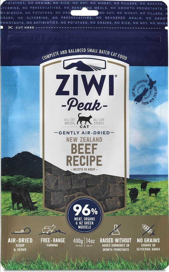 New ZiwiPeak Cat Food Review Updated For 2020 11