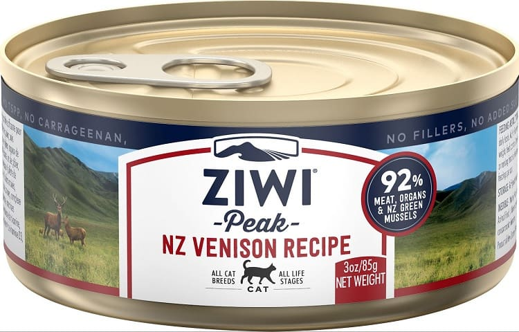 New ZiwiPeak Cat Food Review Updated For 2020 6