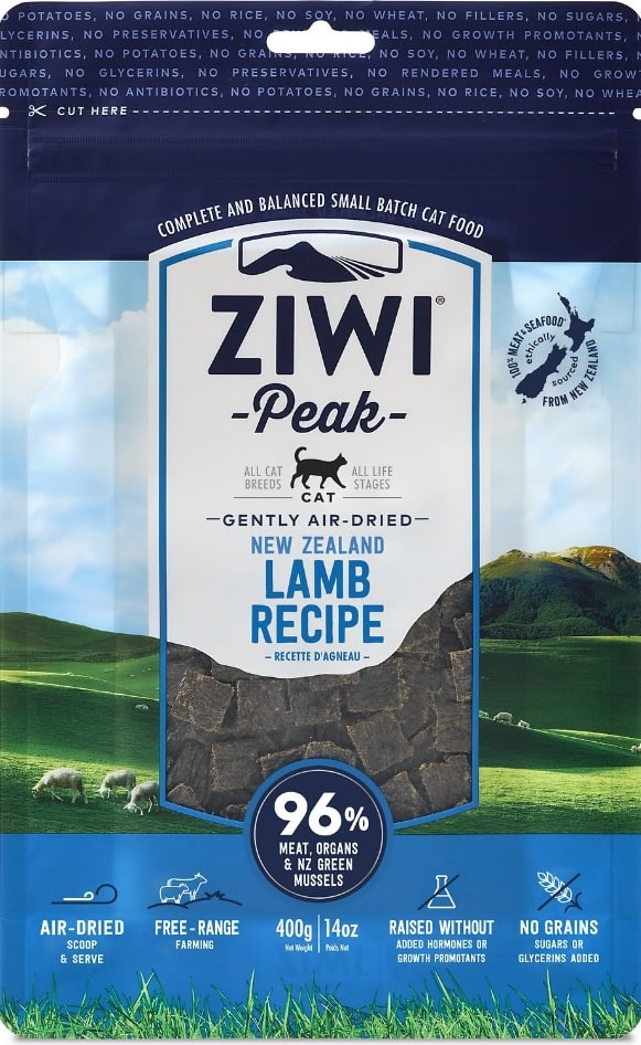 ZiwiPeak Cat Food Review 2021: Everything You Need To Know 13