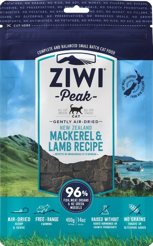 New ZiwiPeak Cat Food Review Updated For 2020 10