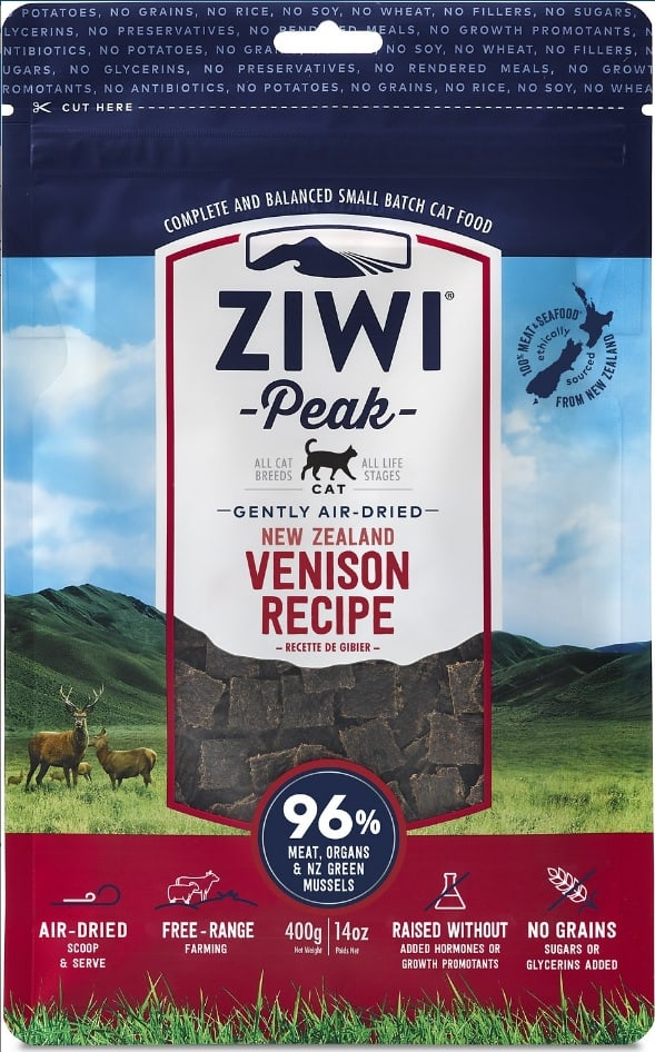 New ZiwiPeak Cat Food Review Updated For 2020 12