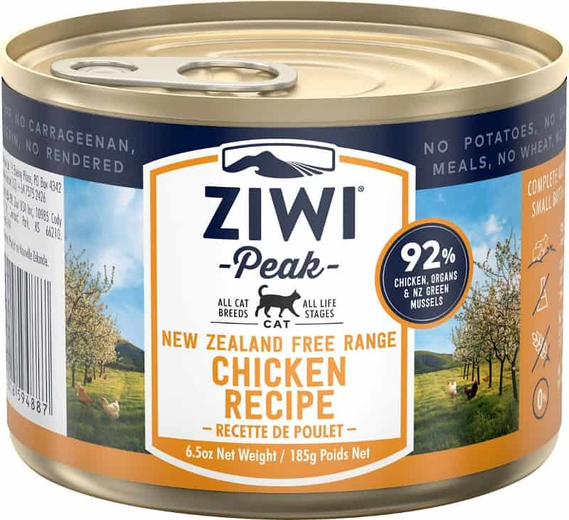 New ZiwiPeak Cat Food Review Updated For 2020 9