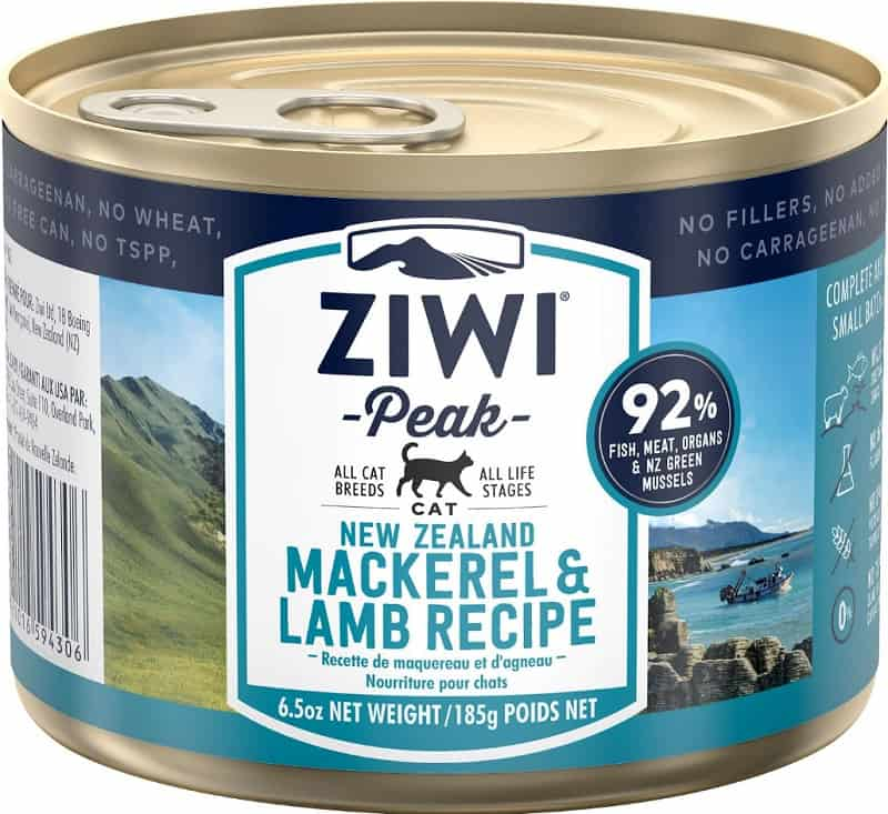 New ZiwiPeak Cat Food Review Updated For 2020 3