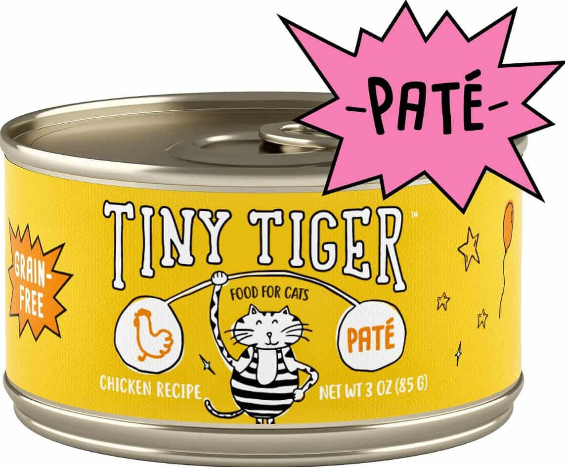 2020 Tiny Tiger Cat Food Review: Affordable High Protein Wet Food 3