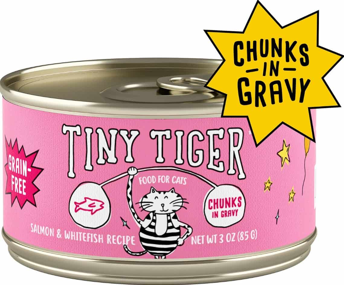 2020 Tiny Tiger Cat Food Review: Affordable High Protein Wet Food 6