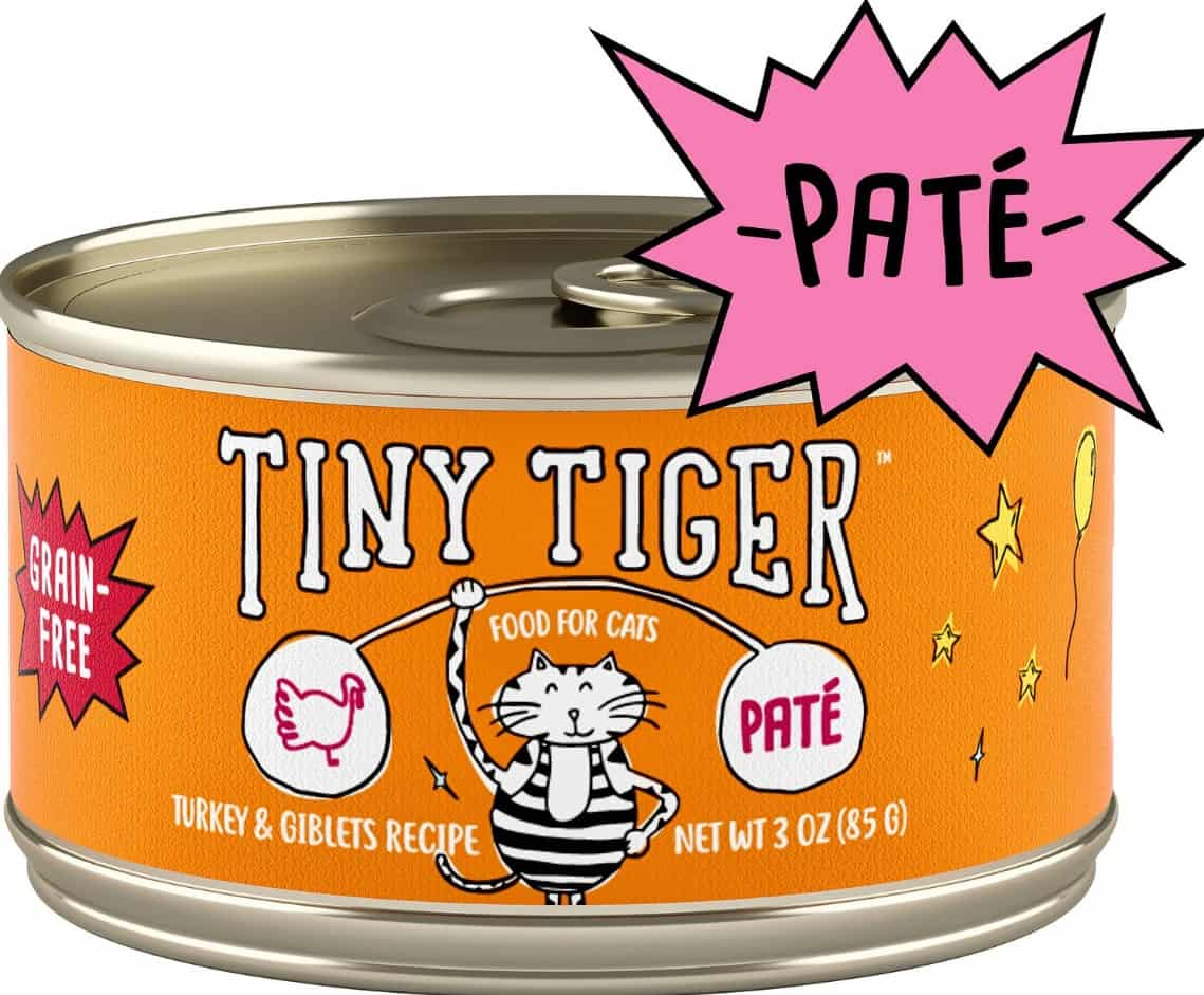 2020 Tiny Tiger Cat Food Review: Affordable High Protein Wet Food 4