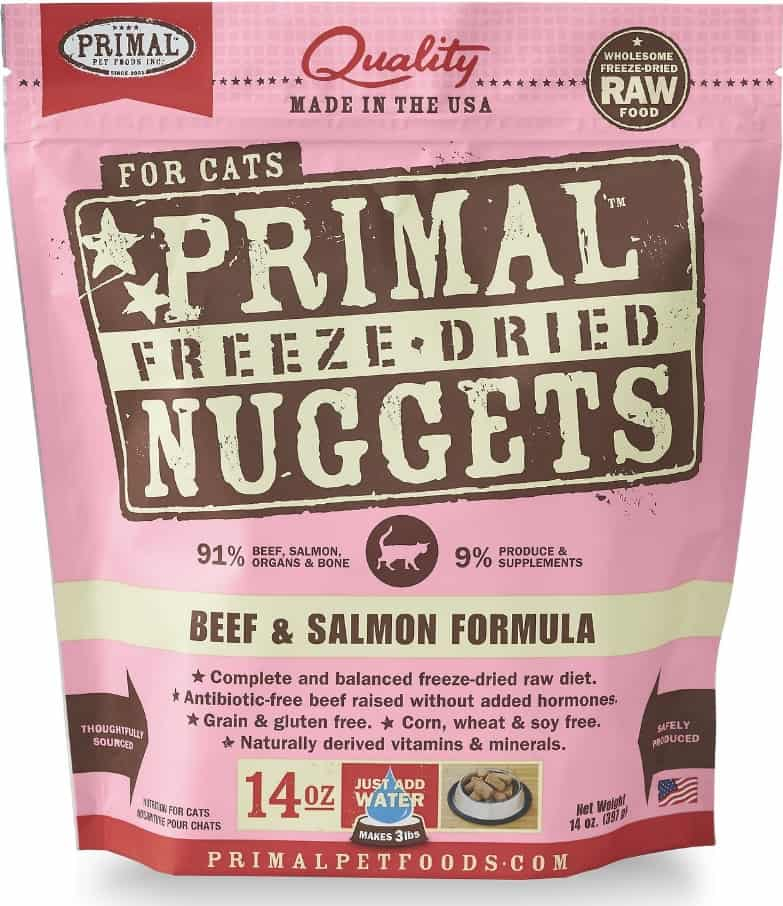 2020 Primal Cat Food Review: Is Feeding Raw the Best Move? 4
